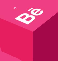 bloc behance de L'Effet Libre