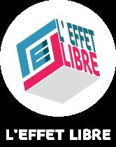 bloc logo de L'Effet Libre