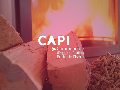 logo campagne de communication La Capi